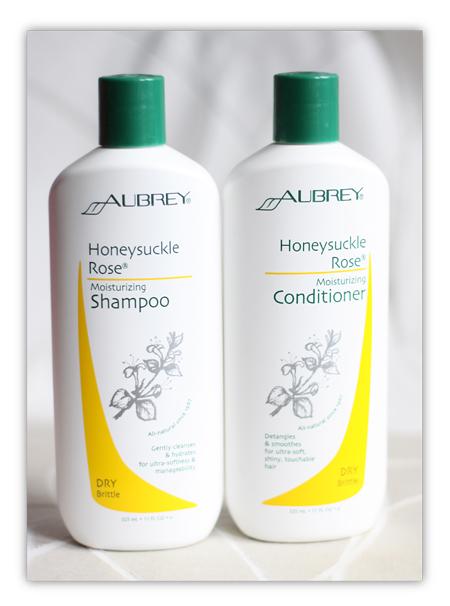 Hiusviikko: Aubrey Organics Honeysuckle Rose