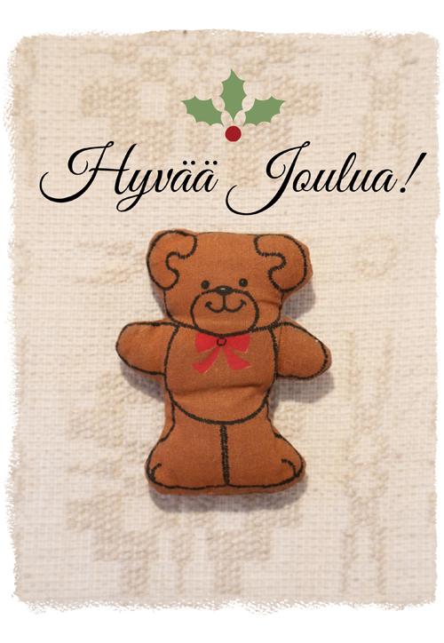 Joulunalle_tervehdys