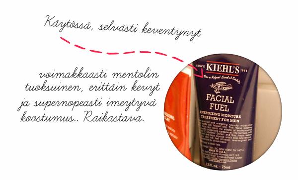 Mieskosmetiikat_KiehlsFacialFuel