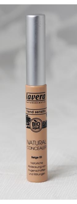 Lavera Natural Concealer - tällä pysyy myös silmämeikki!