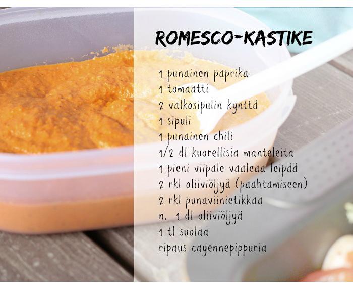 Romesco_kastikeohje