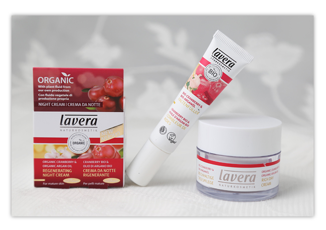Lavera Cranberry & Argan