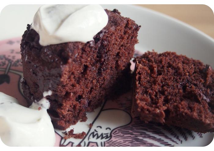 Suklaakakkua! Nyt! Heti!