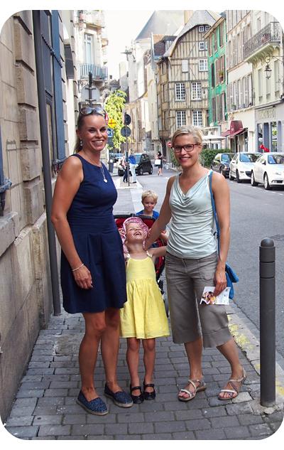Lukijaa tapaamassa Troyesissa