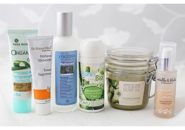 Kosmetiikan tuoksumaailma