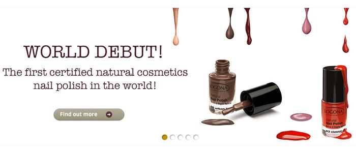 Vihdoin kehitetty: sertifioidut luonnonkosmetiikan kynsilakat