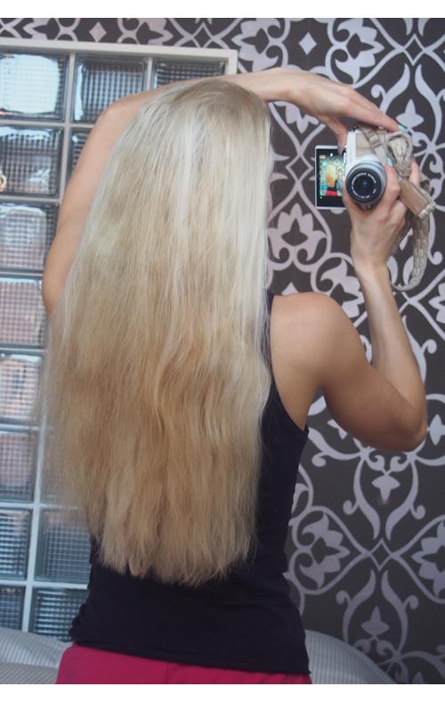 Hellävaraisin hiustenpidennys: Mago