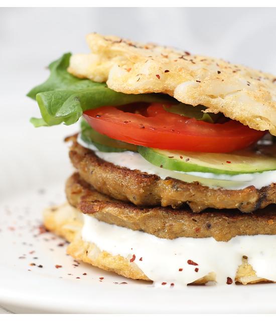 Tänään lautasella: Ramen burger