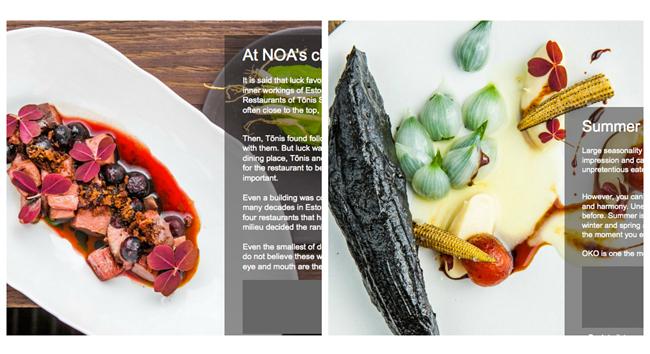 Syö Tallinnassa - Ribe ja F-Hoone