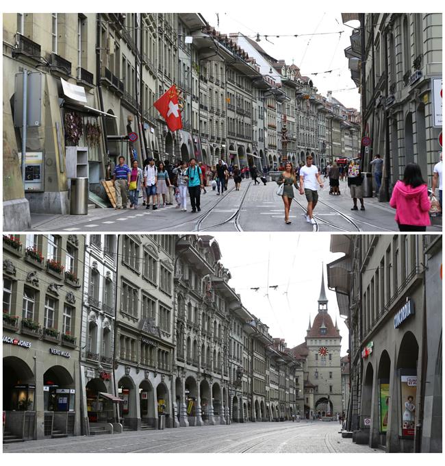 Bern_Marktgasse