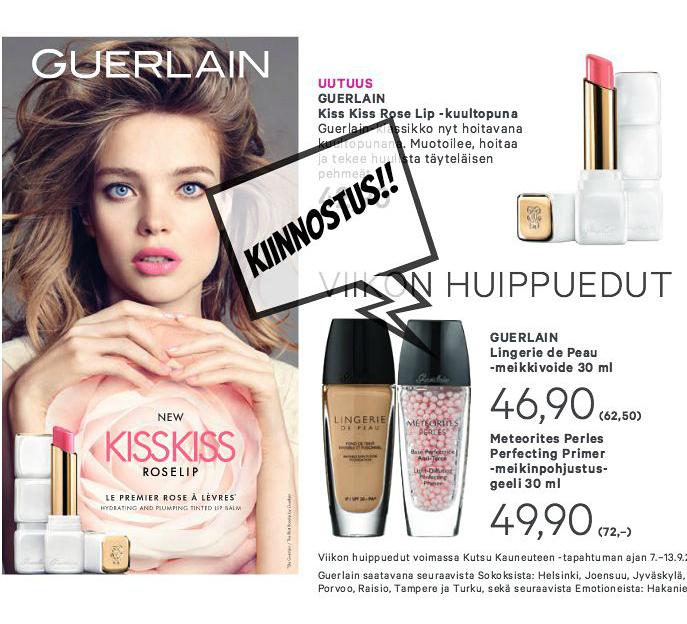 Sokos_KutsuKauneuteen_Guerlain
