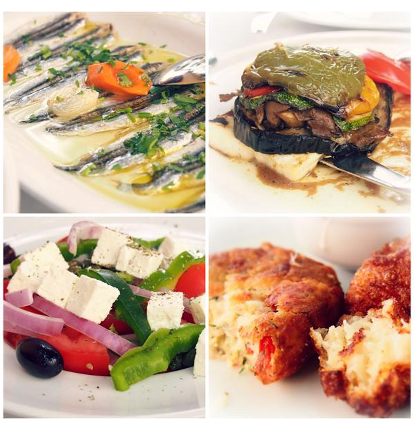 The Good Stuff: Kreikkalainen keittiö