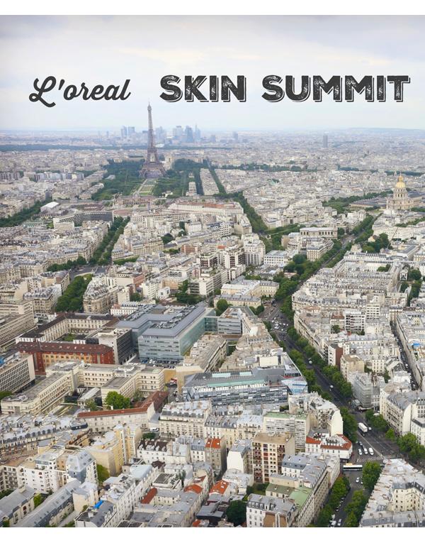 L'Oreal Skin Summit