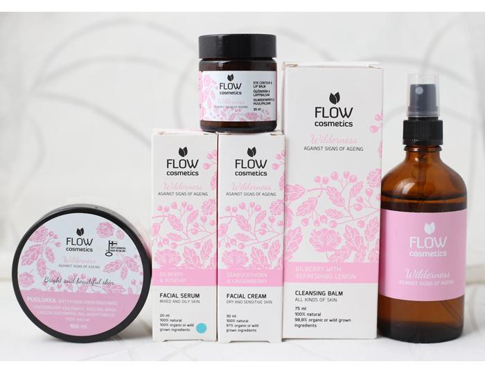 Kotimainen kosmetiikka - Flow Kosmetiikka