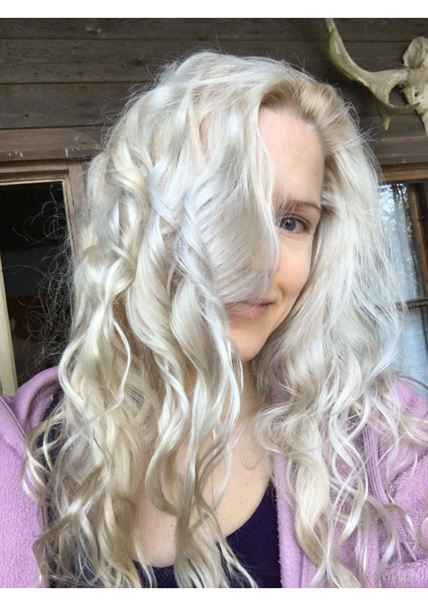 Fudge Clean Blonde hiukset