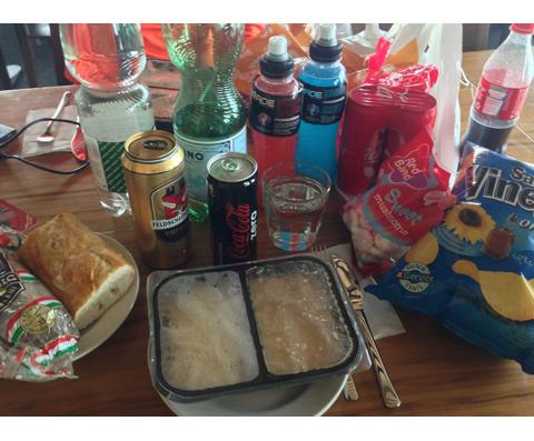 Vuoristomaja_ruoka