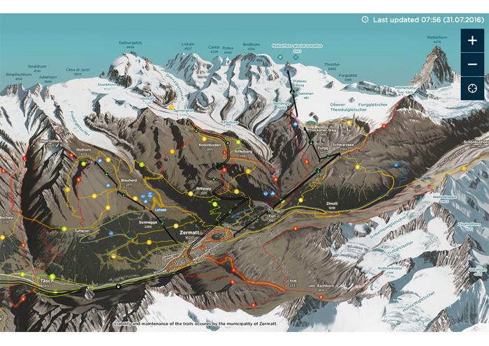 Zermatt_vaellusreitit