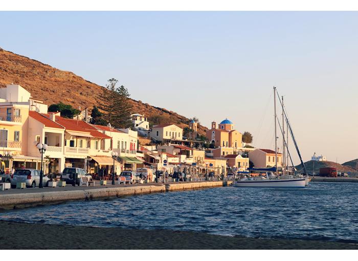 Ateenalaisten getaway-saari: Kea
