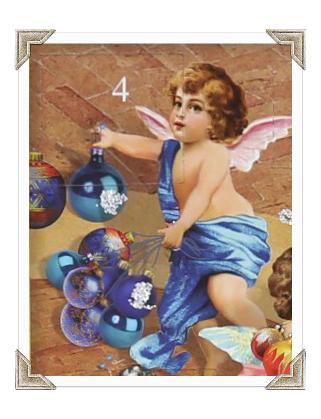 Joulukalenteri, luukku 4
