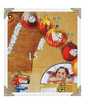 Joulukalenteri, luukku 15