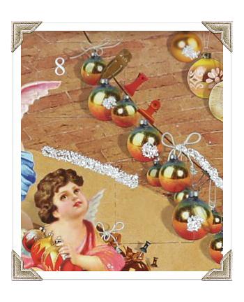 Joulukalenteri, luukku 8