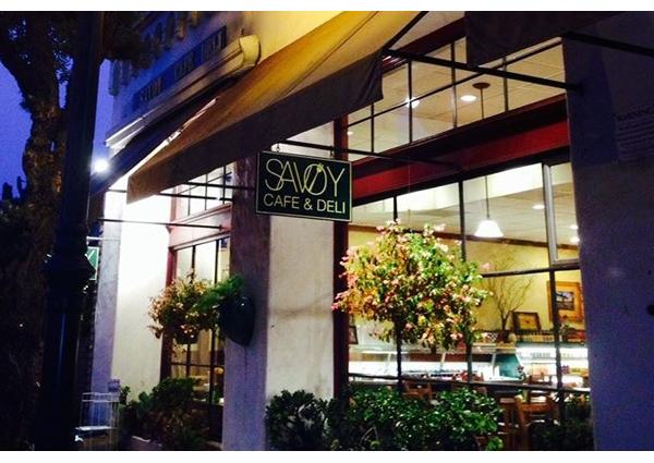 Santa Barbara Savoy Cafe