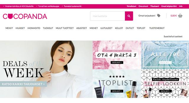 Uusi ihana kosmetiikan verkkokauppa ja esittelyssä The Balm -meikkejä