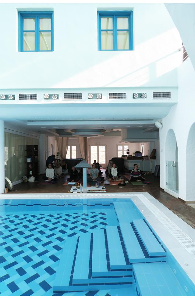 Amorgos Aegialis hotel
