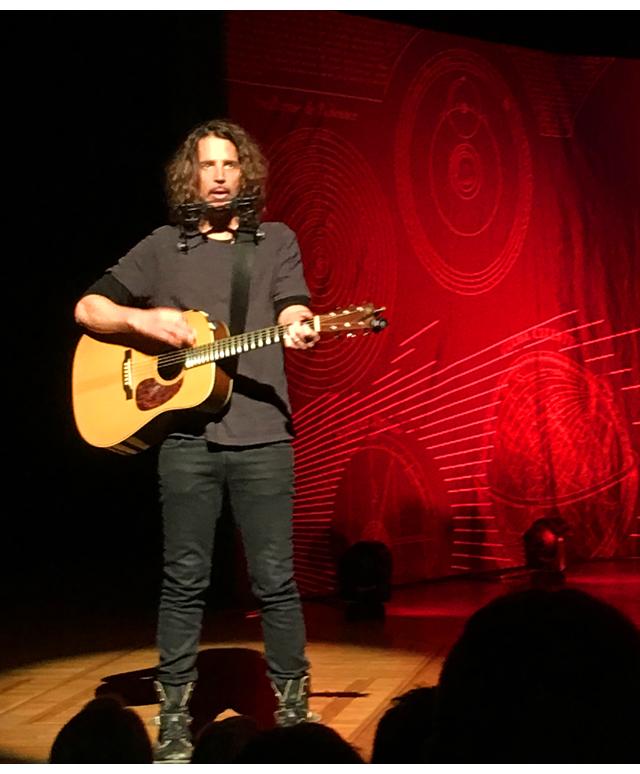 Chris Cornell 1964 - 2017