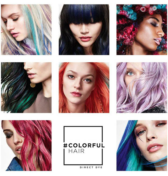 L'Oreal Colorfulhair