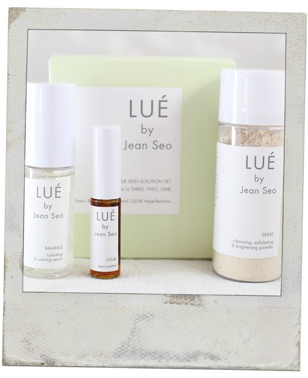 """Iho kirkkaaksi """"kaurapuurolla"""" : LUÉ by Jean Seo"""