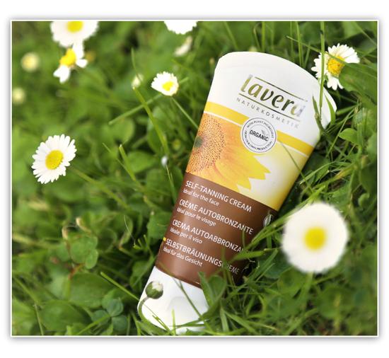 Lavera Self Tanning Cream