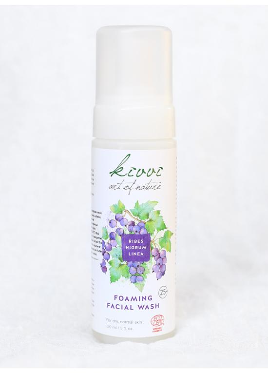 Kivvi Ribes Nigrum Foaming Facial Wash