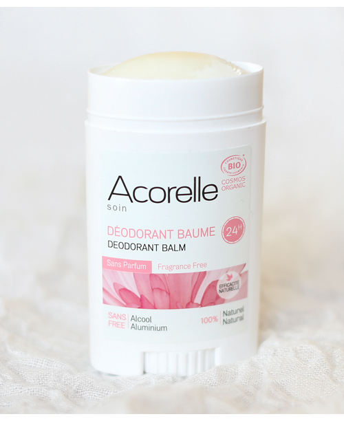alumiiniton deodorantti Acorelle