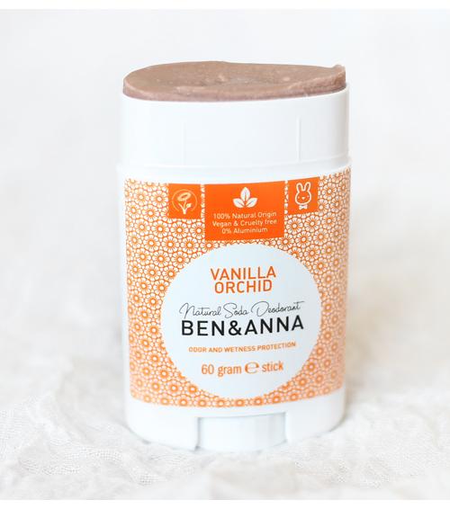 alumiiniton deodorantti Ben & Anna