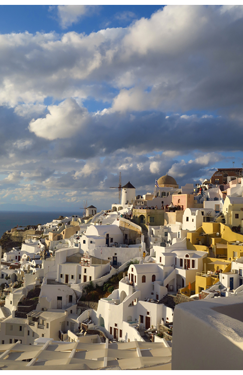 Matkakertomus: kuusi päivää Kreikassa