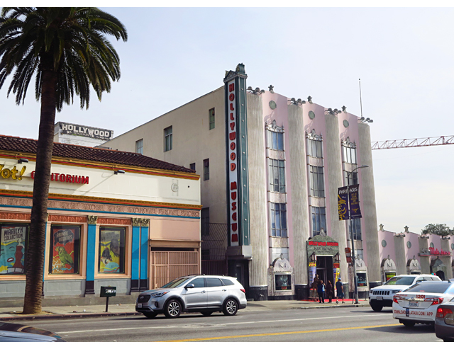 Max Factor -museo Hollywoodissa