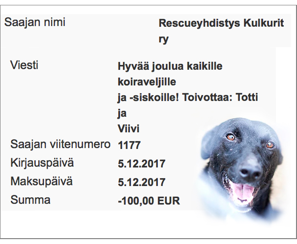 Lahjoitus_Kulkurit_Totti_ja_Viivi