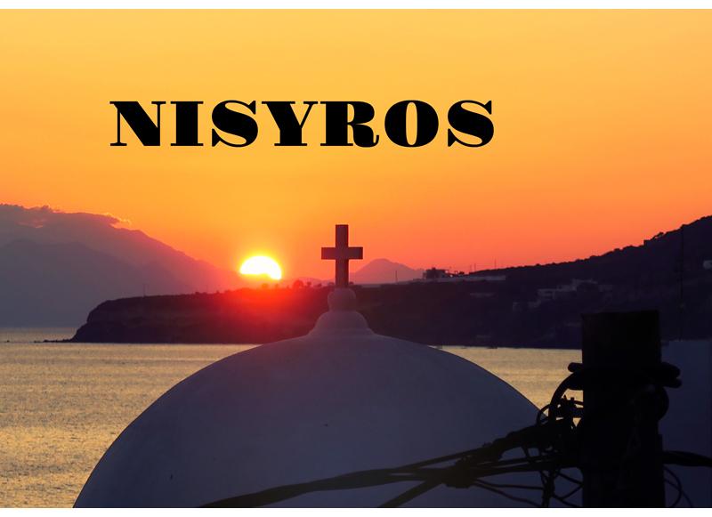 Nisyros - helmi Kosin kainalossa