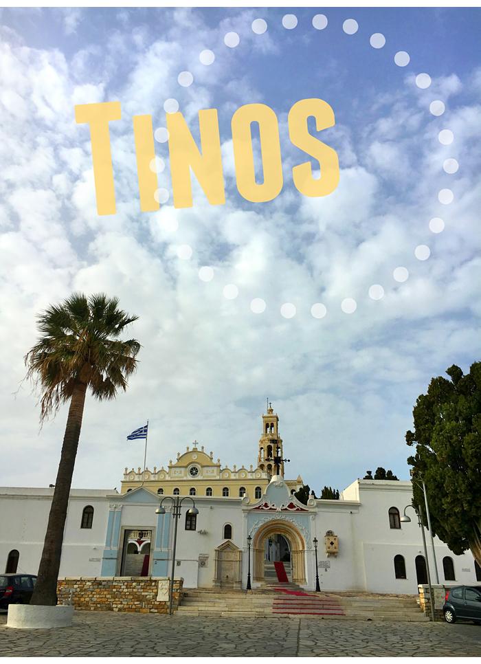 Kylien ja kyyhkysten Tinos