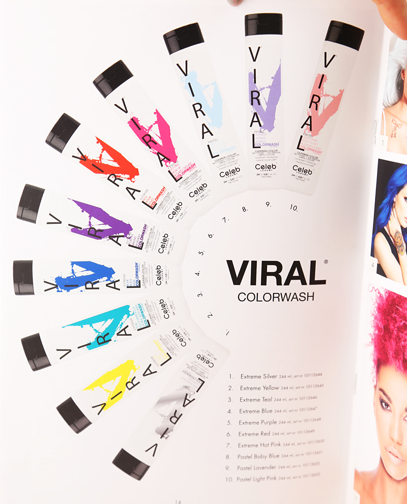 Celeb Luxury Viral Colorwash