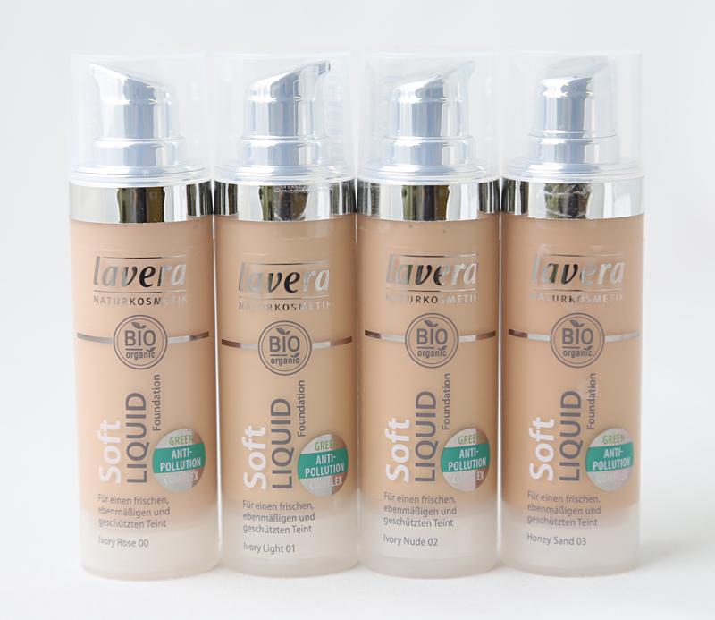 Laveran uusi meikkivoide: Soft Liquid Foundation