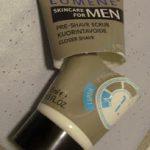 Miehistä ihonhoitoa