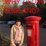 Why I love England?