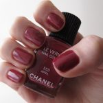 April, May and June by Chanel