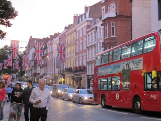 Vogue Fashon Night Out @ London