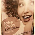 Take away botox?