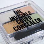 Seppälä The Invisible Cover Concealer -peiteväripaletti