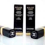 Testissä Chanel Rouge Coco -huulipuna