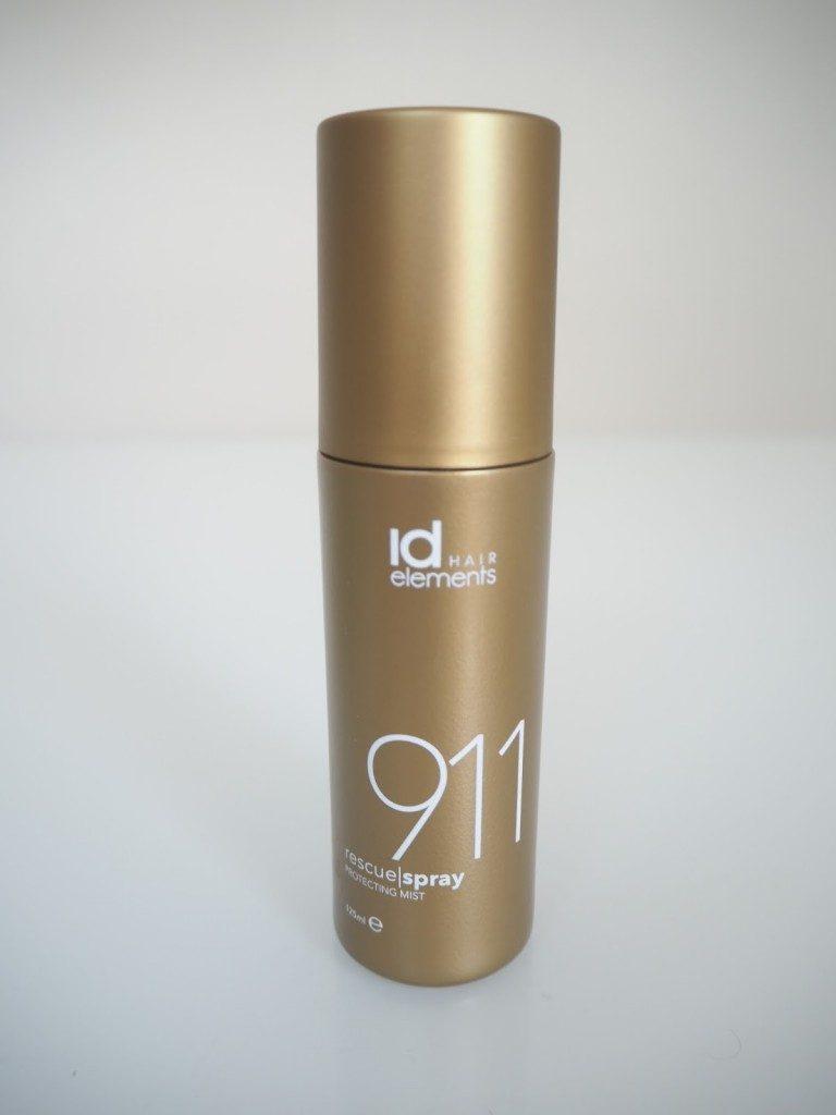 Id HAIR 911 Rescue Spray Protecting Mist